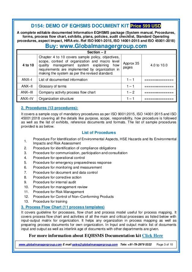 company policies and procedures manual