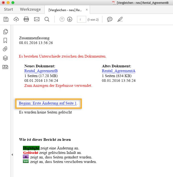 compare pdf files