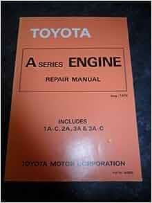 4k-j workshop manual