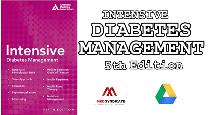 diabetes management pdf