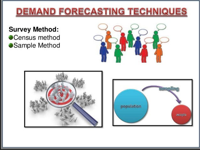 demand forecasting managerial economics pdf