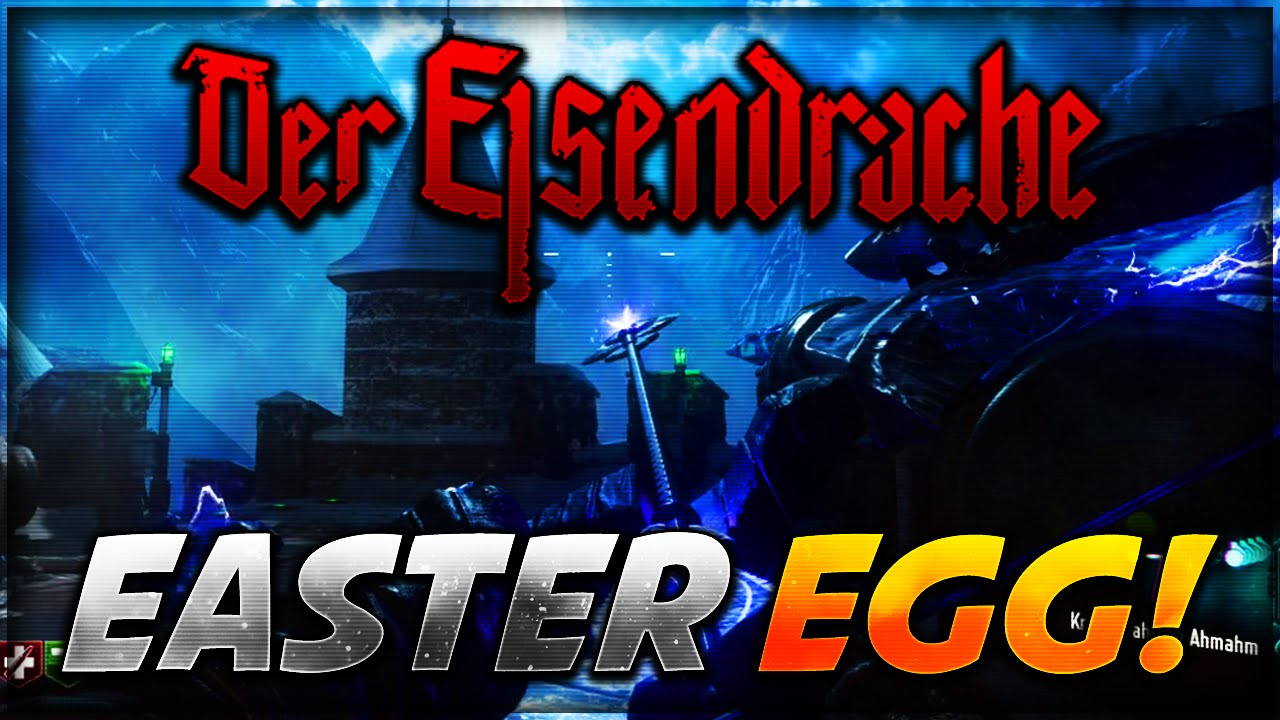 der eisendrache complete easter egg guide