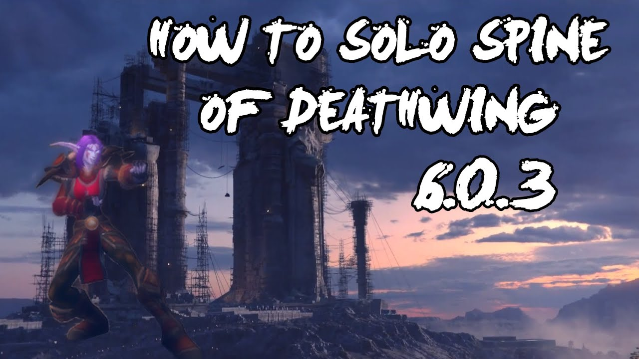 deathwing solo aid guide