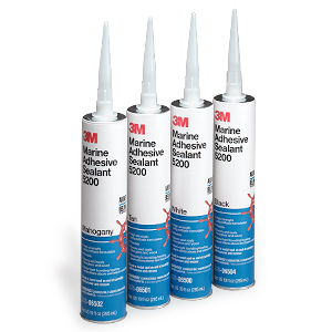 3m 5200 marine adhesive sealant instructions