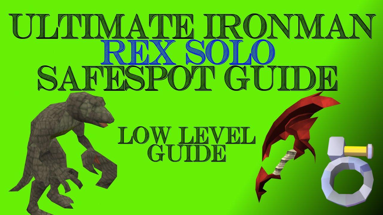 daganoth rex solo guide
